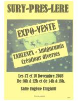 Expo atelier de Gribouille